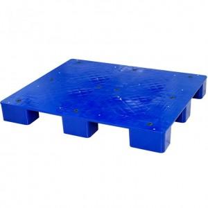 Pallet nhựa liền khối 1 mặt 497