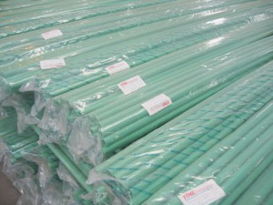 Việt Nam xuất khẩu hạt nhựa PP đầu tiên ra thị trường