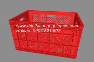 Sóng hở HS013-SH (560x375x300)