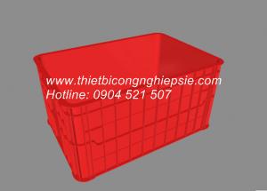 Sóng nhựa đặc HS019 (610x420x310)