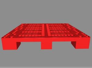 Pallet lót sàn PL01-LS: (1200x1000x150)